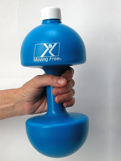 Water-Filled-Weight-In-Hand-250