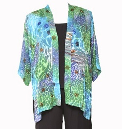 ss peacock jacket front sm